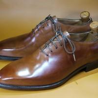 オーダー靴・お客様の靴10